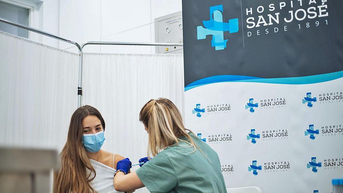 San José Hospital protects dentists from coronavirus |  THE PROVINCE / DLP