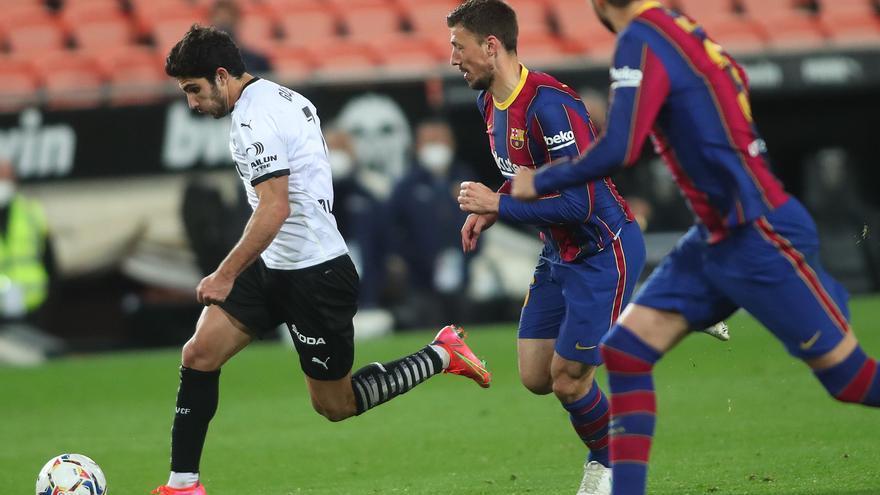 El Valencia ya conoce cuándo visitará el Camp Nou