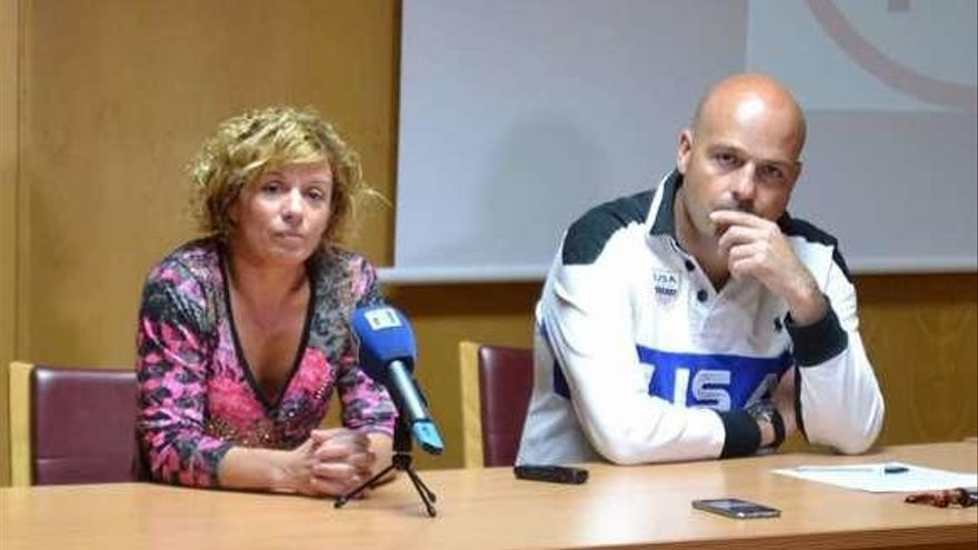 El Judo Avilés, protagonista en el congreso nacional de entrenadores, en Murcia