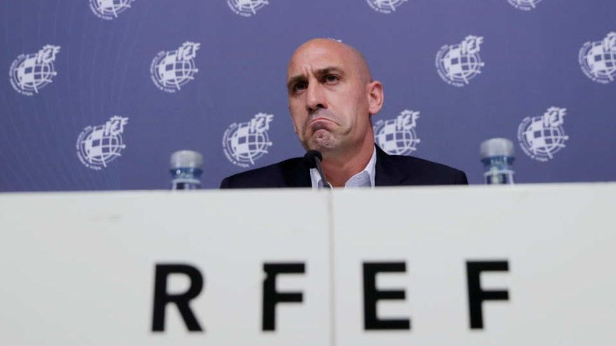 La RFEF niega querer que el fútbol modesto vuelva en 2021