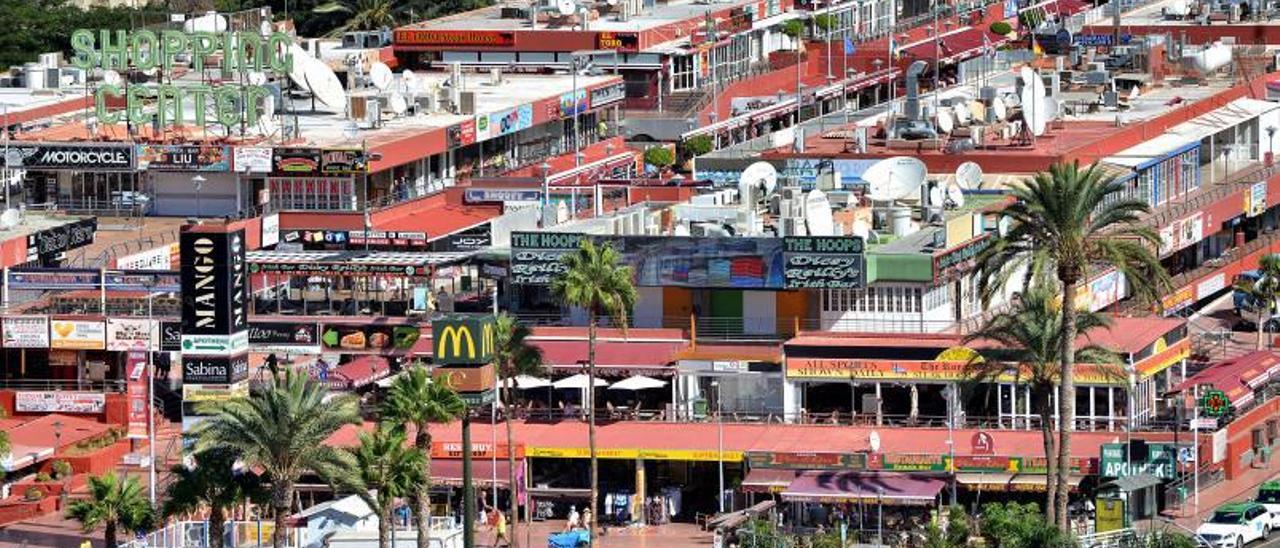 Centro comercial Puerto Rico en una imagen de archivo. | | SANTI BLANCO