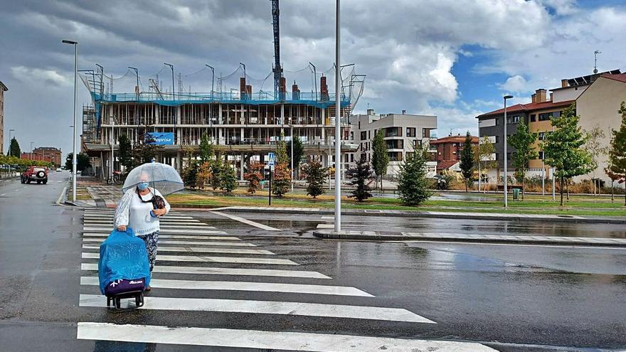 Siero trabaja ya en el plan para atender la demanda de vivienda que generará Bobes