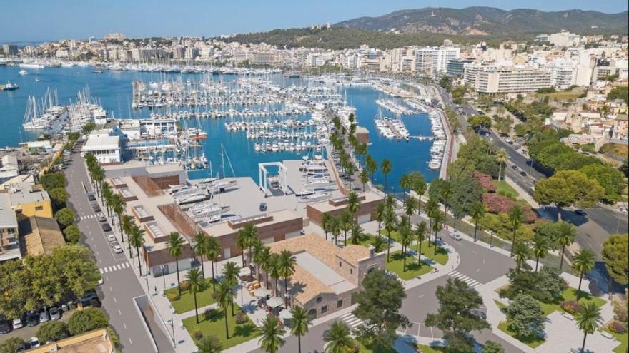 El Puerto de Palma y el Náutico se enzarzan en una polémica sobre la concesión