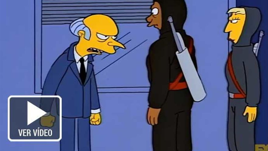 Los Simpson predijeron el accidente del Chapecoense