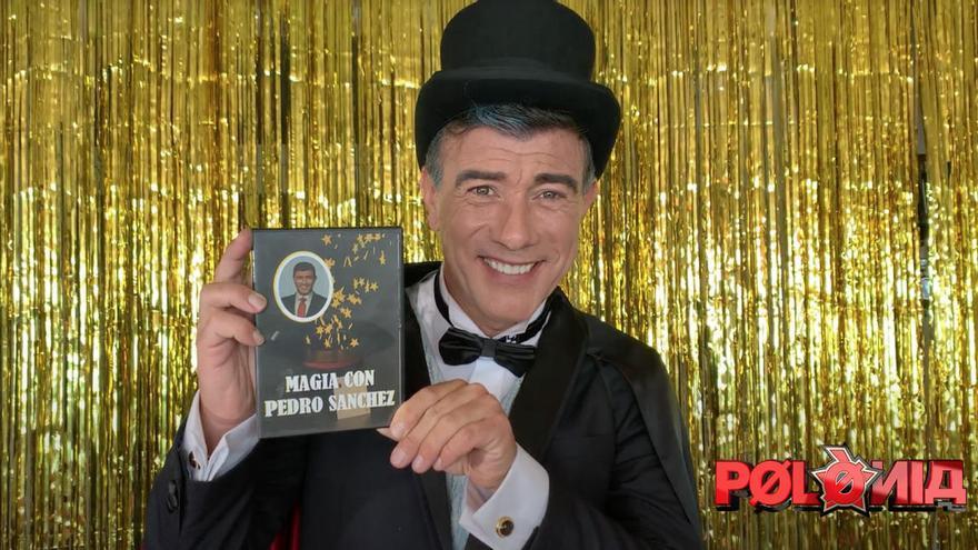 «Polònia» de TV3 juga amb la «màgia» de l'altre Pedro Sánchez