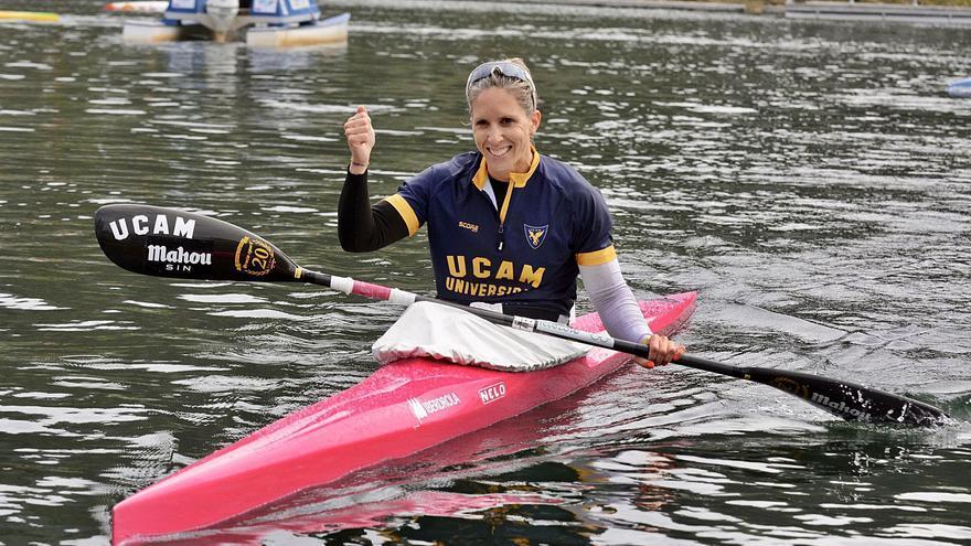 Teresa Portela renueva sus votos olímpicos