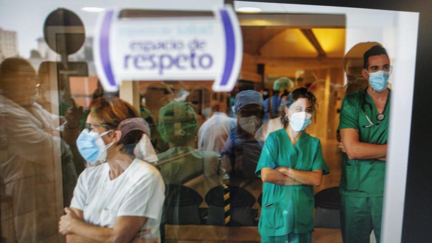 La pandemia COVID deja 39 positivos y tres muertos en Zamora