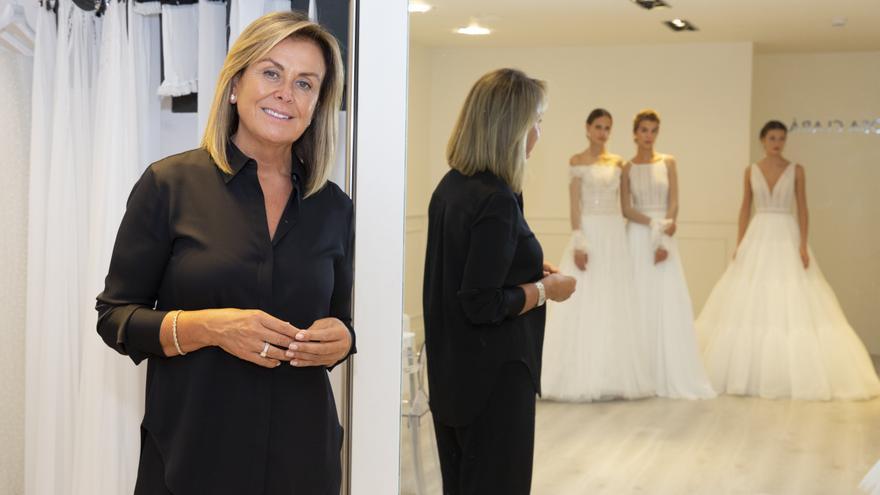Rosa Clará: «En primavera habrá bodas seminormales»