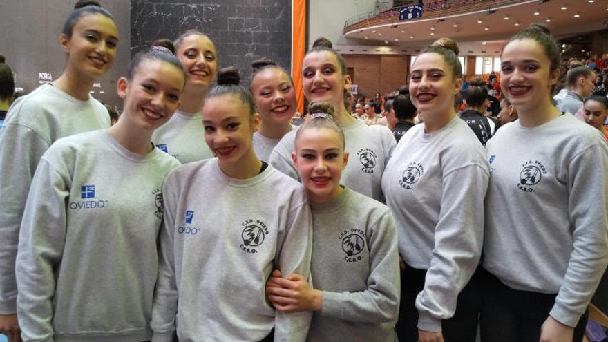 Buen nivel de las asturianas en el Torneo Nacional de Guernica
