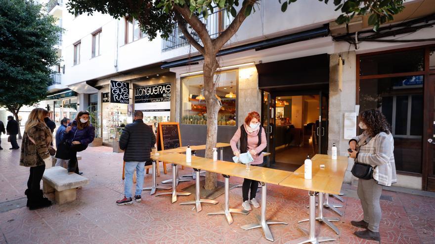 Estos son los requisitos para que bares y restaurantes de Ibiza soliciten las ayudas