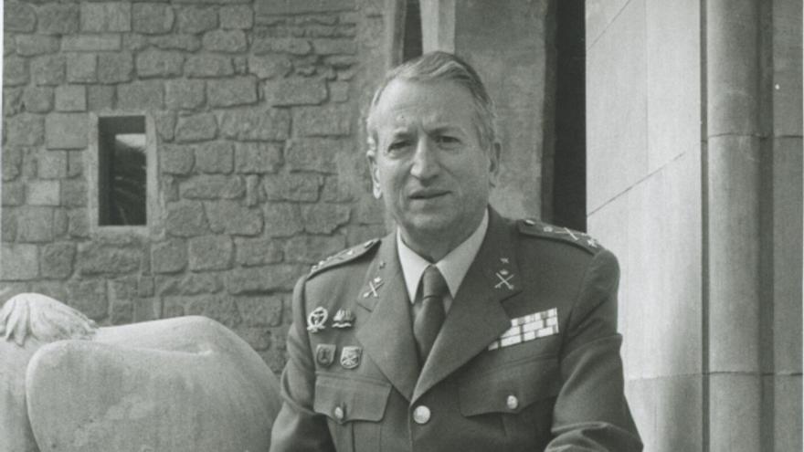 Muere Jesús Rodríguez Saiz, ex comandante de Baleares  y general de división