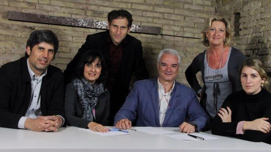 Bolant renovará mandato como presidente de los arquitectos valencianos