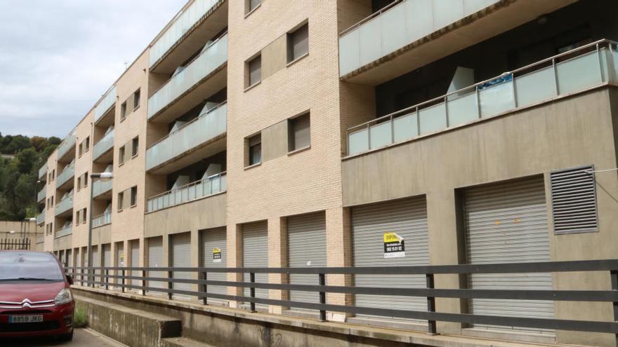 Figueres compra dotze pisos d'un bloc i estudia convertir-los en habitatges assistits per a gent gran