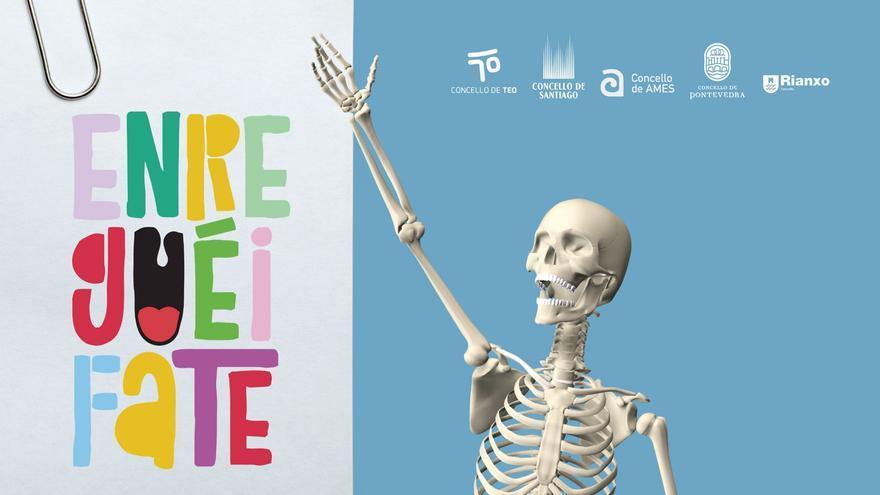 Aberto o prazo para participar na quinta edición do certame 'Enreguéifate'