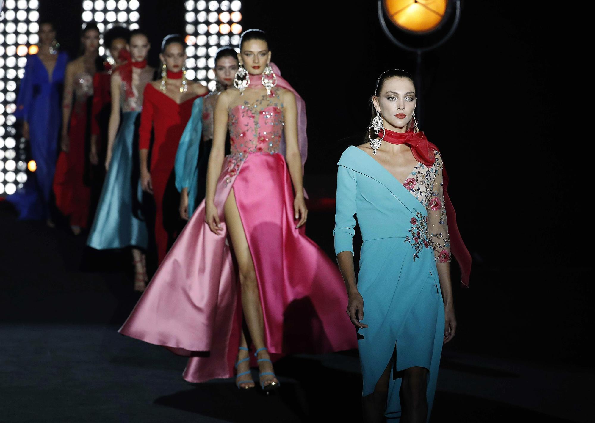 Hannibal Laguna presenta su nueva colección en Madrid
