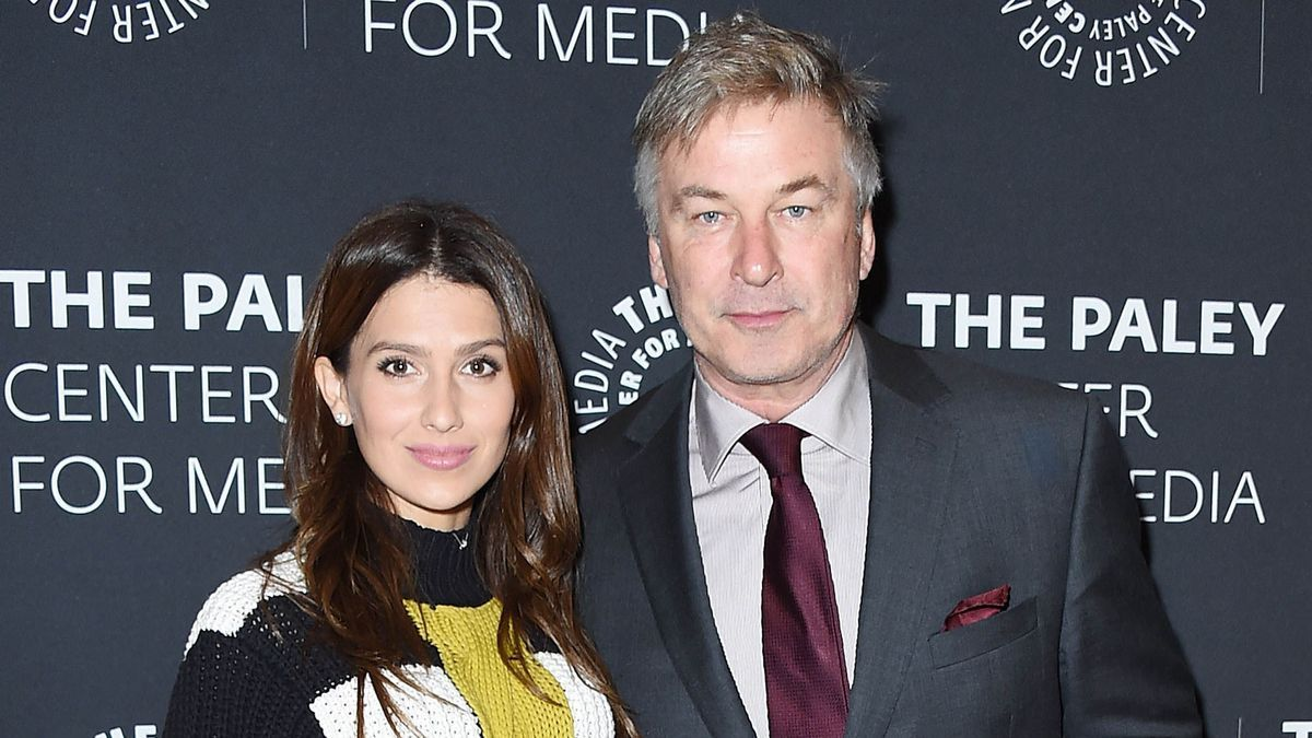 Hilary y Alec Baldwin
