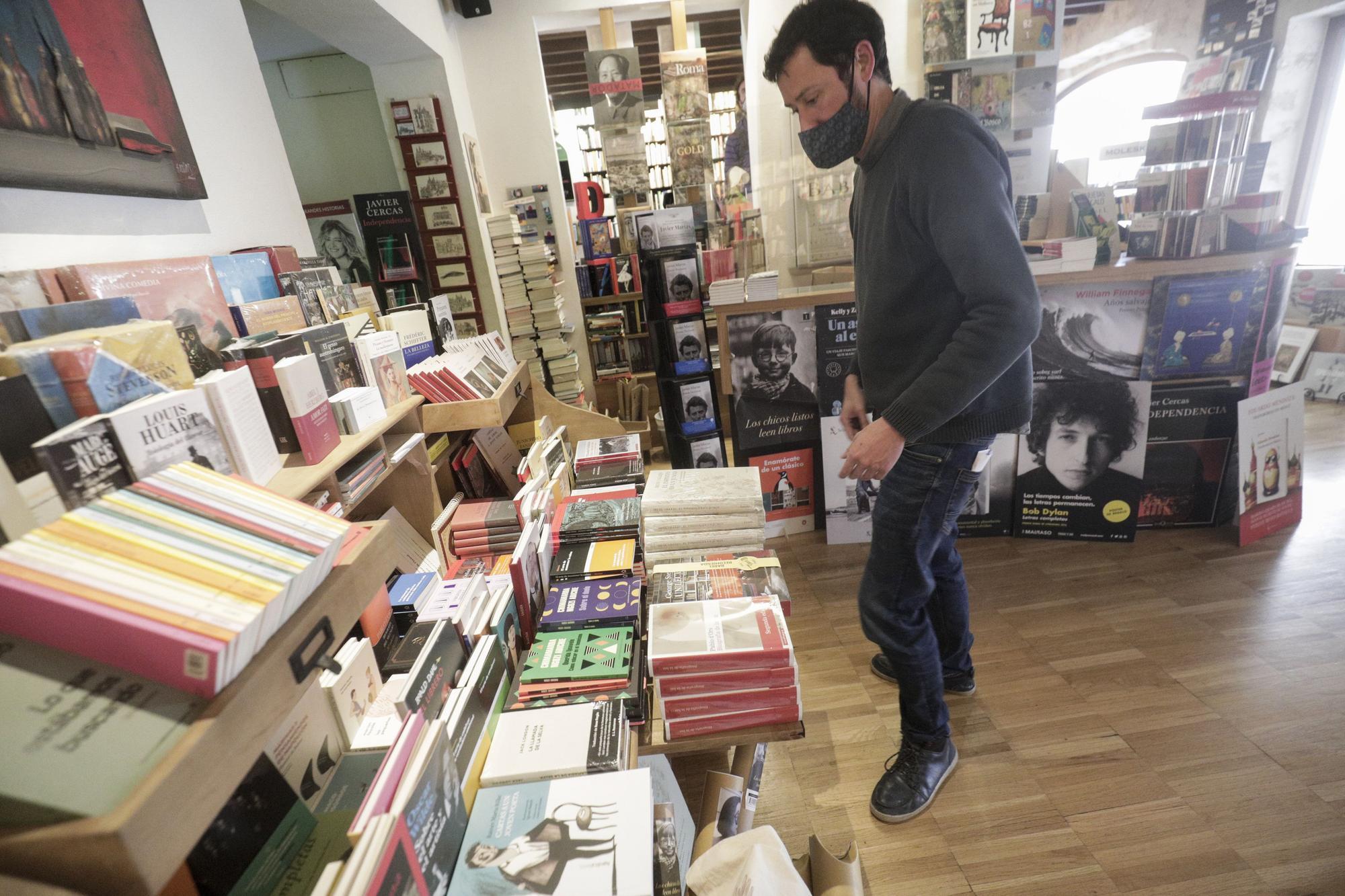 Librerías, más cercanas que un clic