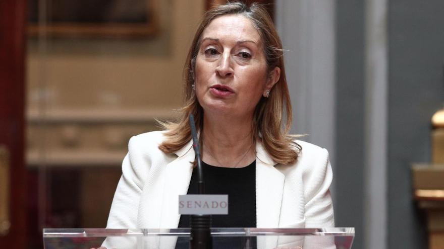 """Ana Pastor: """"El centroderecha nunca ganará las elecciones si va separado"""""""