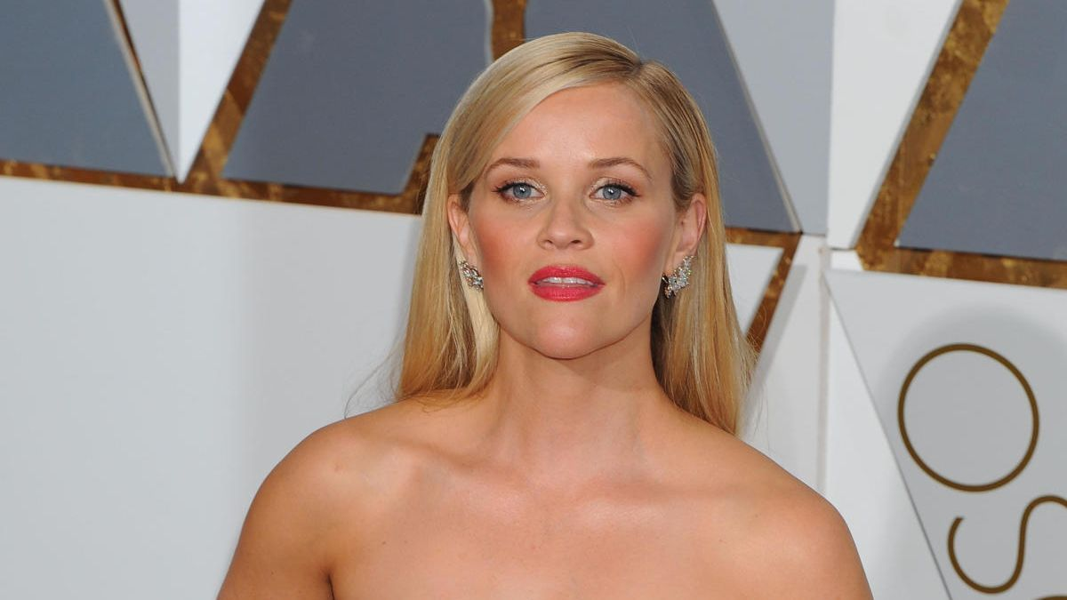 La actriz Reese Witherspoon.