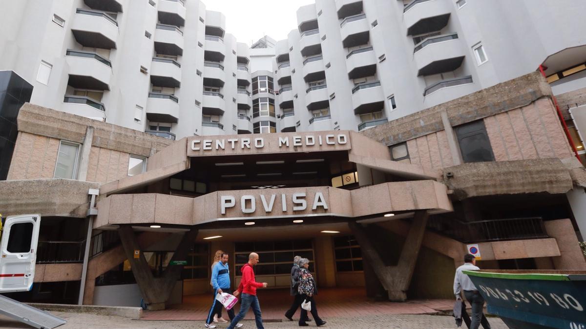 Hospital Povisa, en Vigo