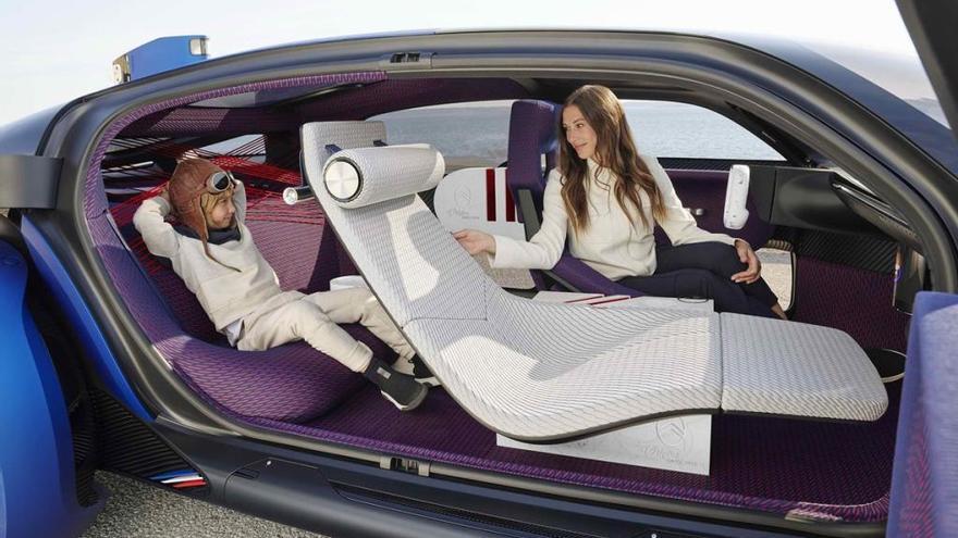 Citroën, tot al confort