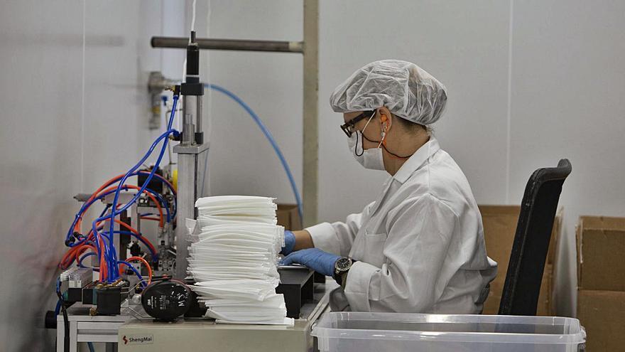 """Los factores del """"cóctel perfecto"""" para crear el clúster textil de la pandemia"""