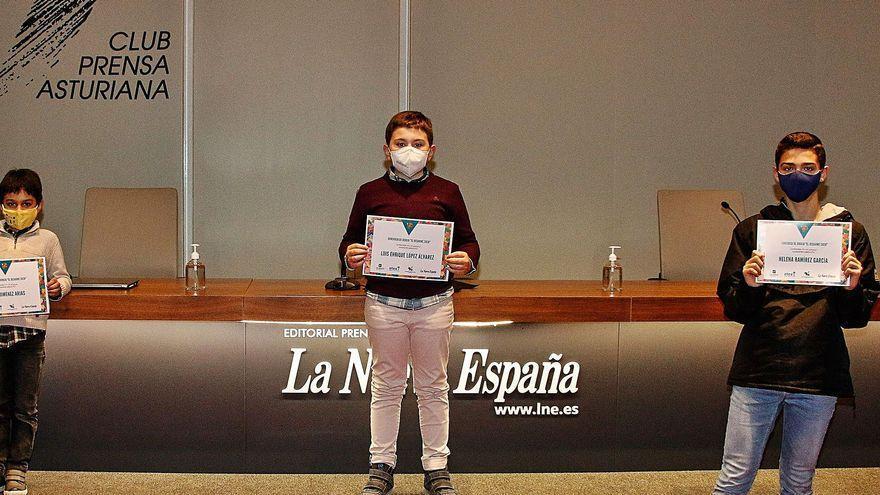 El Desarme premia a los escolares de toda Asturias que mejor dibujen su historia