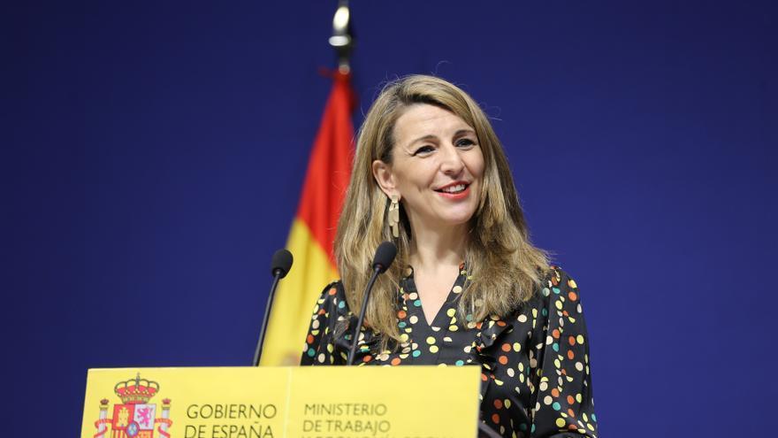 Trabajo quiere tener una única prestación por desempleo a partir de 2022 de 452 euros al mes