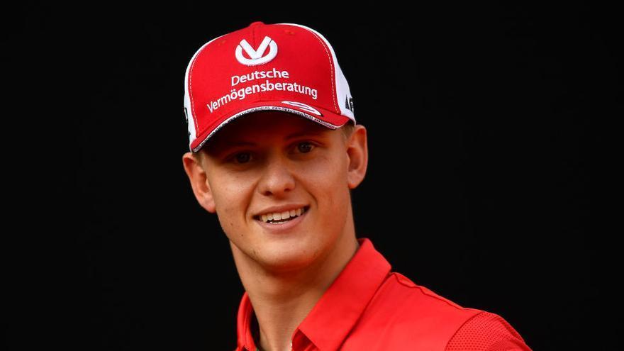 Mick Schumacher debutará en la Fórmula 1 en los primeros libres del Gran Premio de Eifel