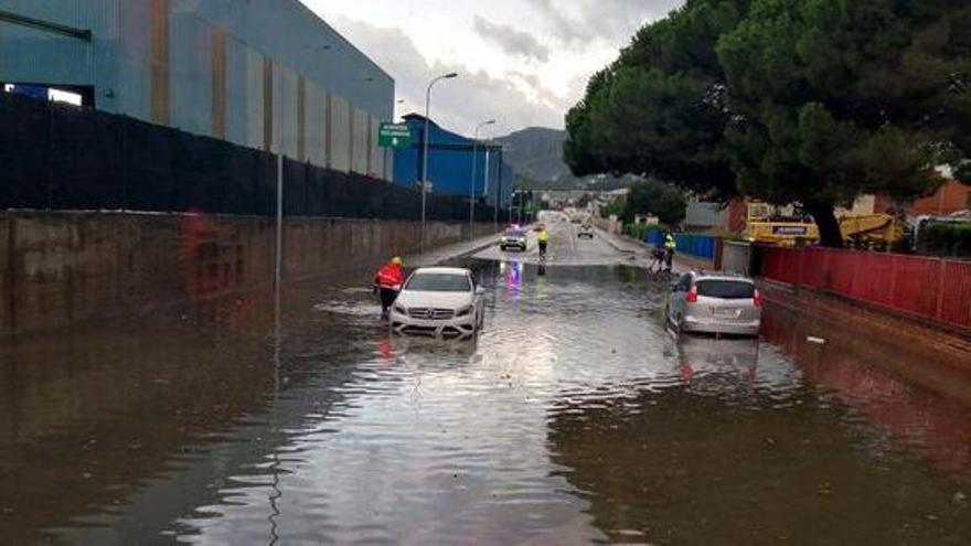 Tarda de tempestes fortes i irregulars arreu de Catalunya