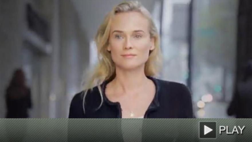 Chanel vuelve a confiar en Diane Kruger