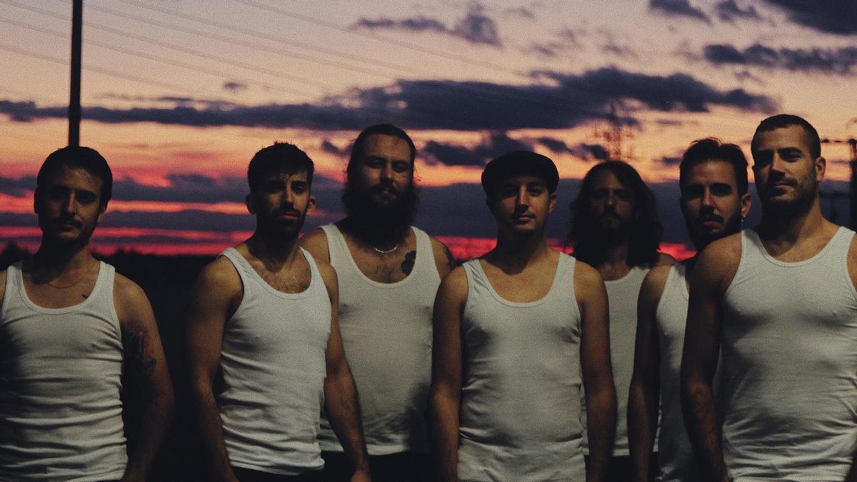 Los integrantes de la M.O.D.A.