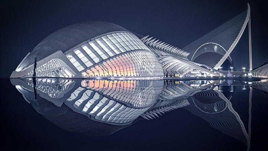 La arquitectura de València gana un concurso internacional de fotografía