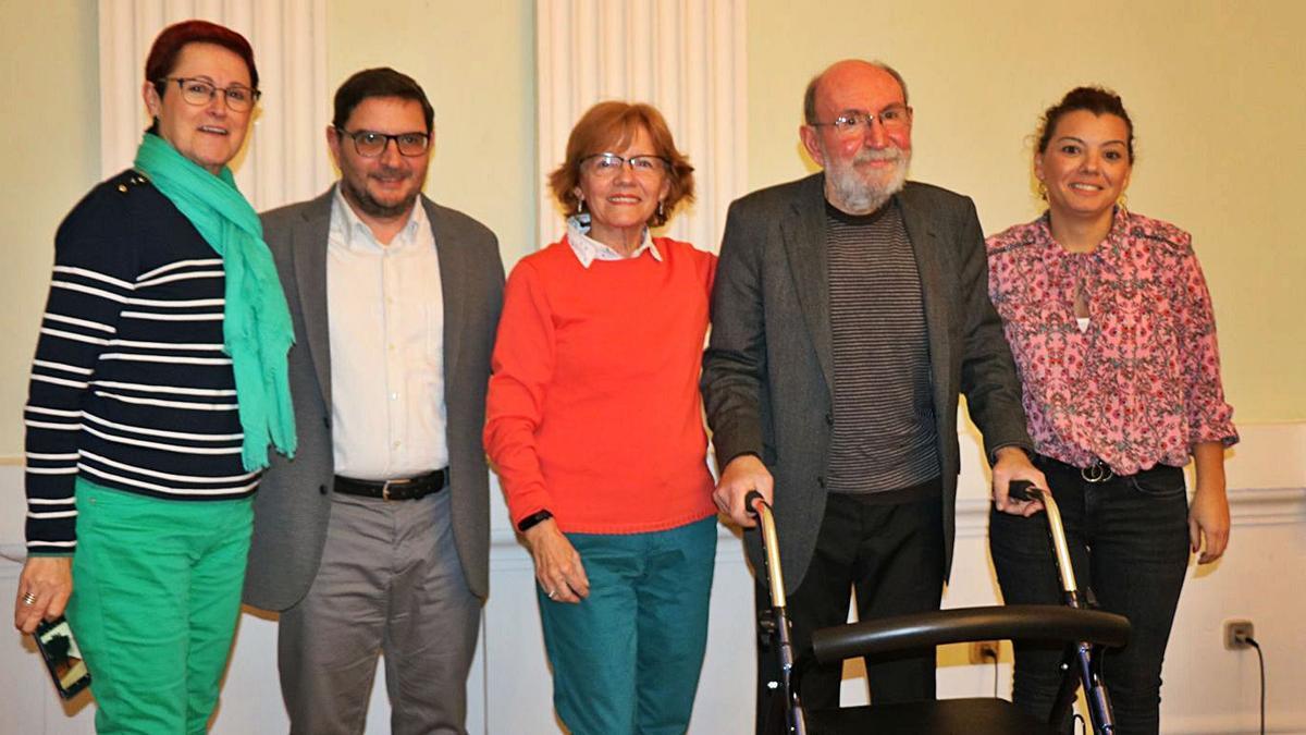Alguns dels ponents de l'edició anterior de la Trobada. | FBFL