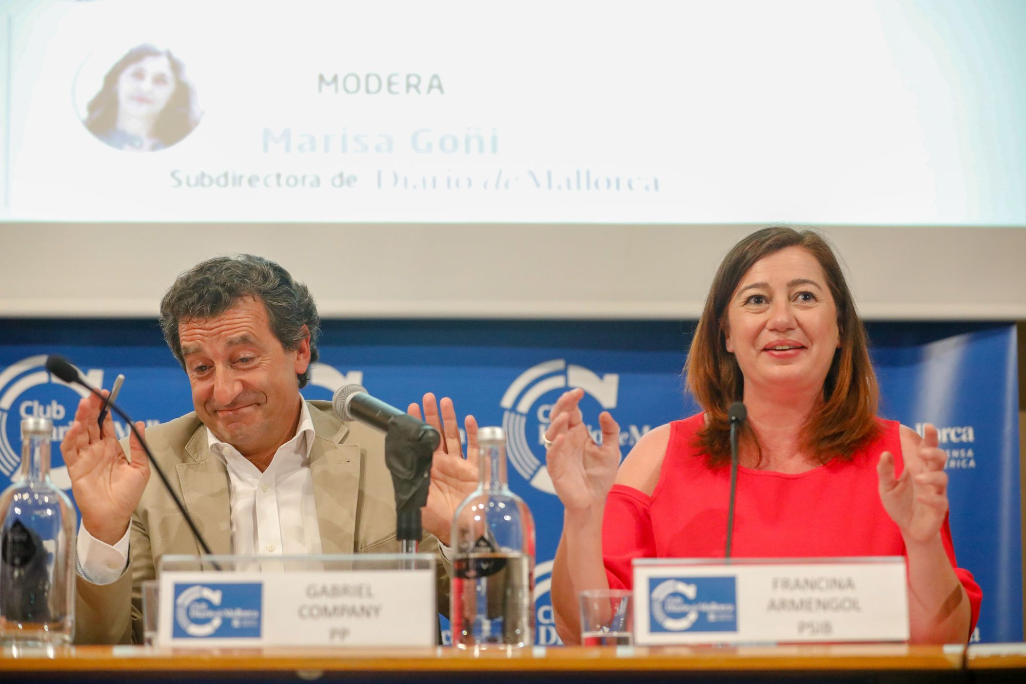 Biel Company abandona la presidencia del PP en Baleares: las fotos de cuatro años  al frente del partido