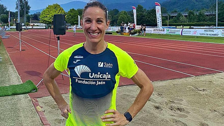 Natalia Romero bate su récord de Balears en los 800 lisos