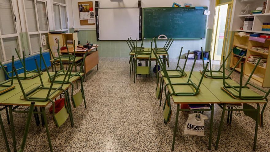 Educación cierra colegios e institutos desde mañana lunes