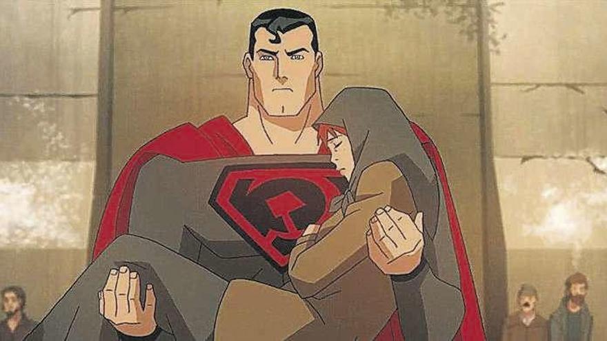 Comienza la era del Superman soviético
