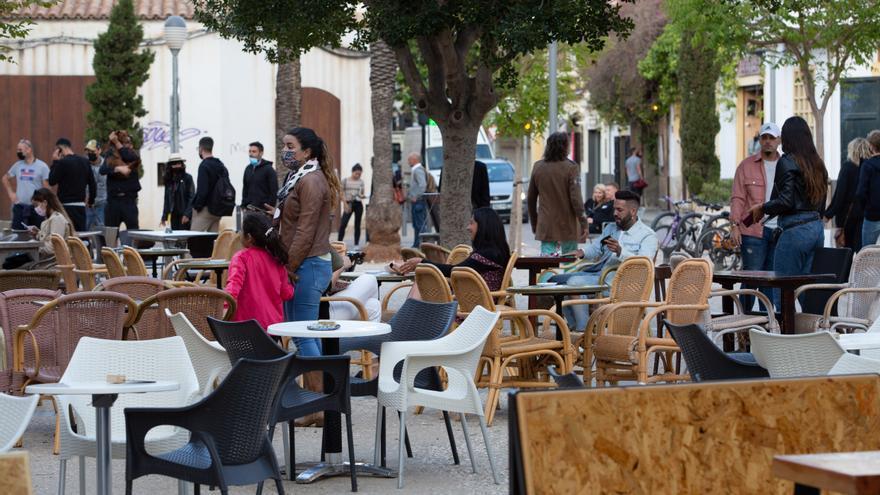 El sector de la hostelería en Ibiza: «Ya es hora de que se levanten todas las restricciones»