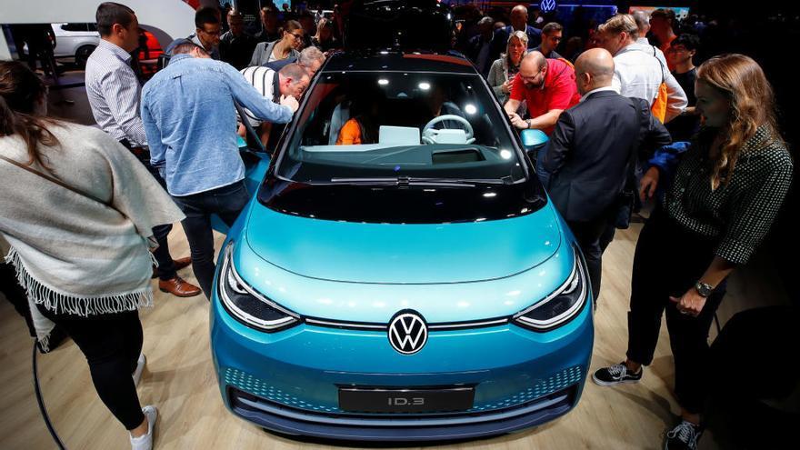 Volkswagen pide recargas gratuitas para vehículos eléctricos de menos de 20.000 euros