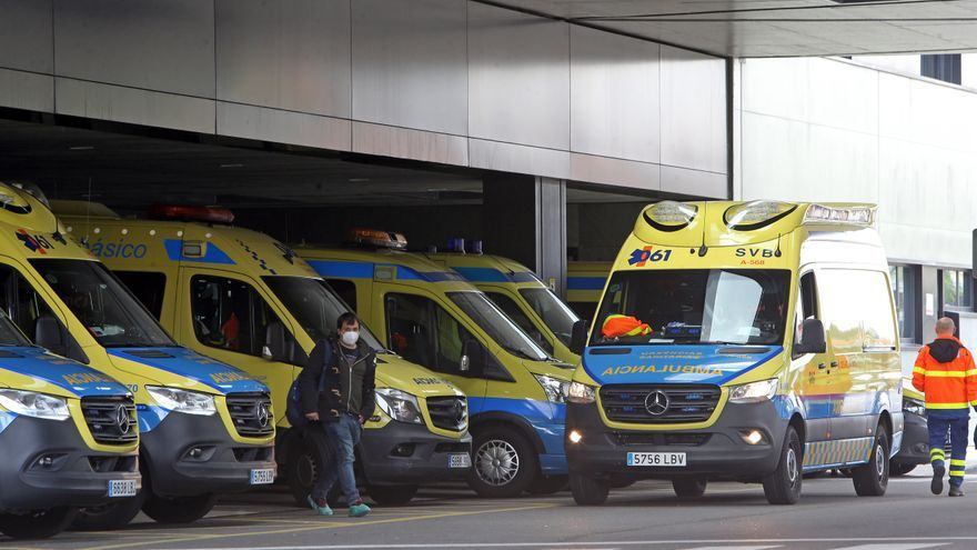 Galicia supera los ingresos por COVID-19 del pico más crítico de la pandemia