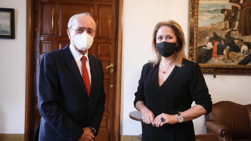 Toma posesión la nueva secretaria general del Ayuntamiento de Málaga