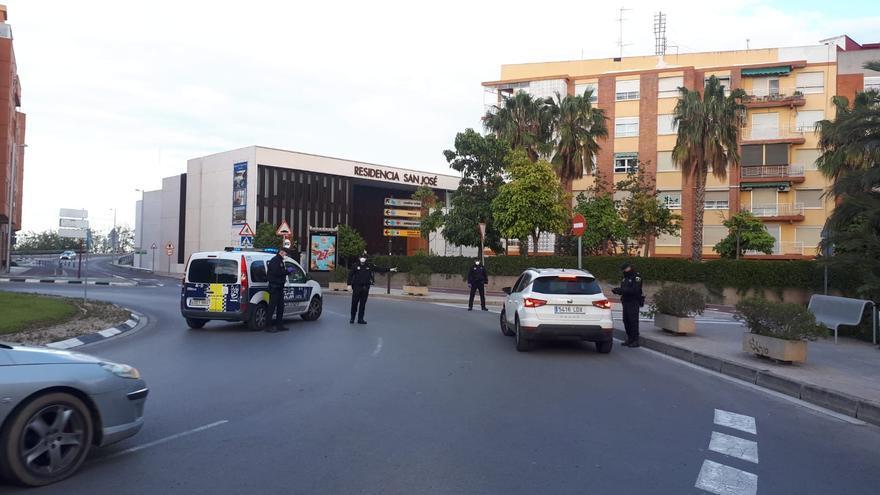 La Policía Local de Burjassot realiza un total de 4.529 acciones relacionadas con la crisis de la COVID-19