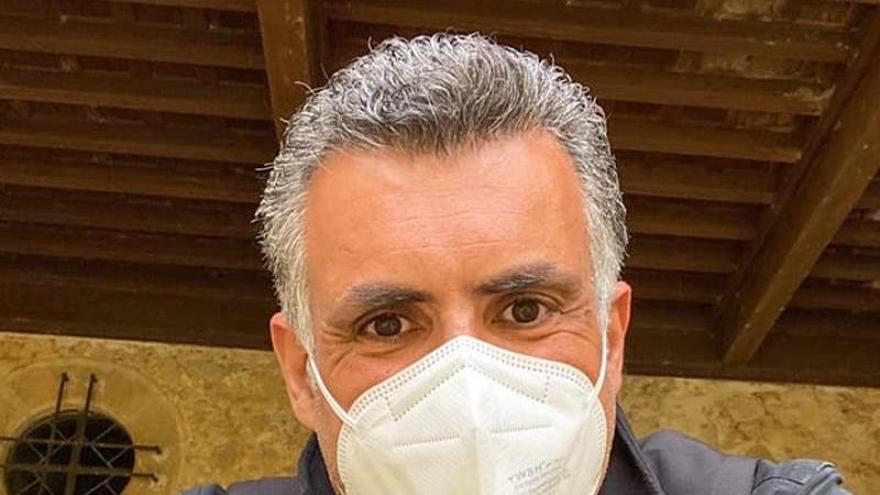 El alcalde de Coria, en cuarentena al ser contacto directo de un positivo de covid