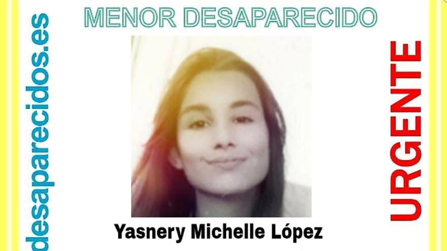 Desaparecida una menor desde el jueves en Tenerife