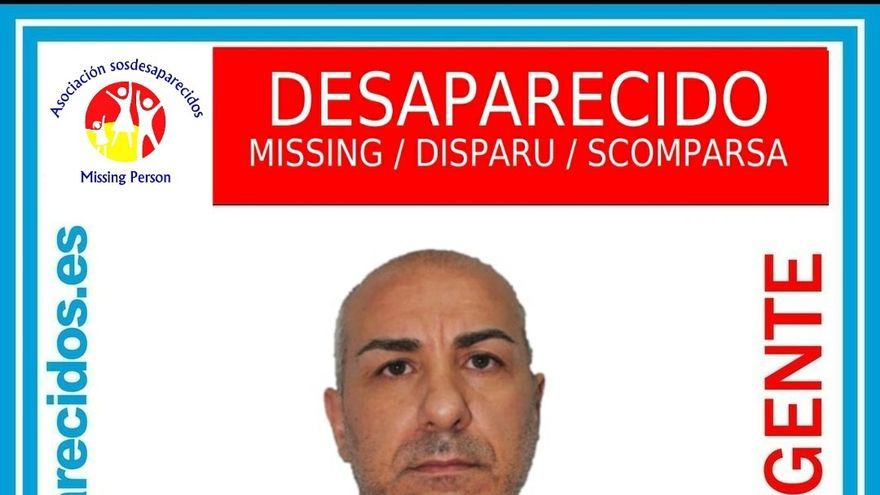 Desaparece un hombre en Tenerife