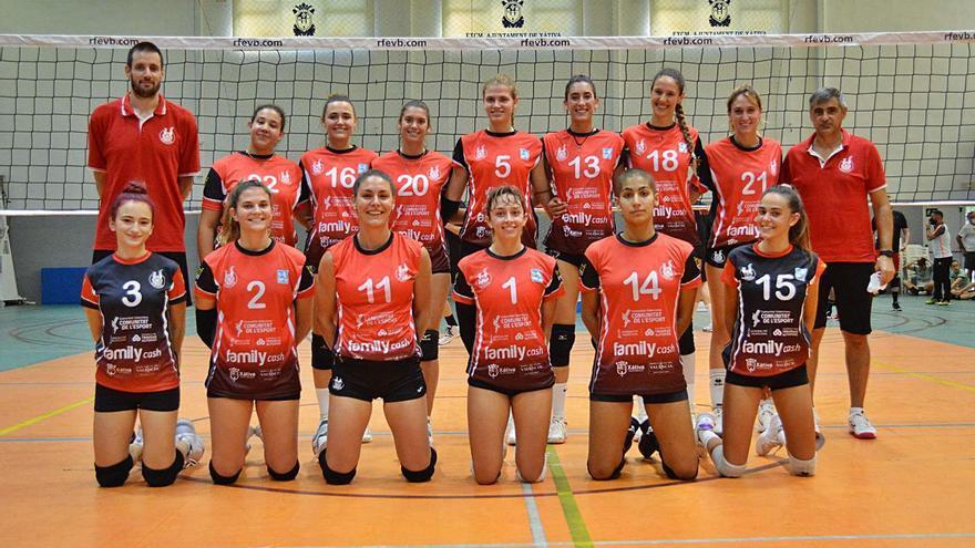 El Xàtiva Voleibol femenino, a semifinales de la Copa de la Comunitat