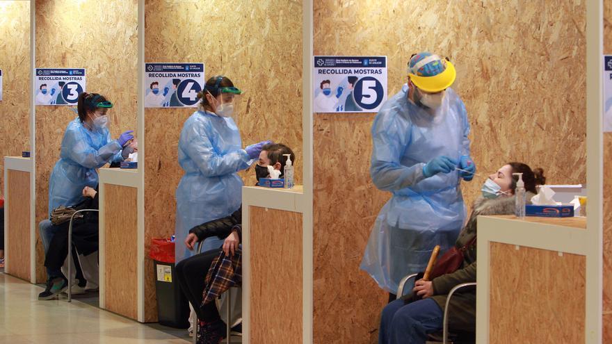 La pandemia acelera también en el número de víctimas en Galicia