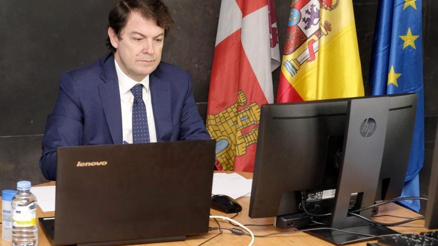 Castilla y León: Mañueco avanza un plan de contratación de médicos MIR para hacer frente al coronavirus