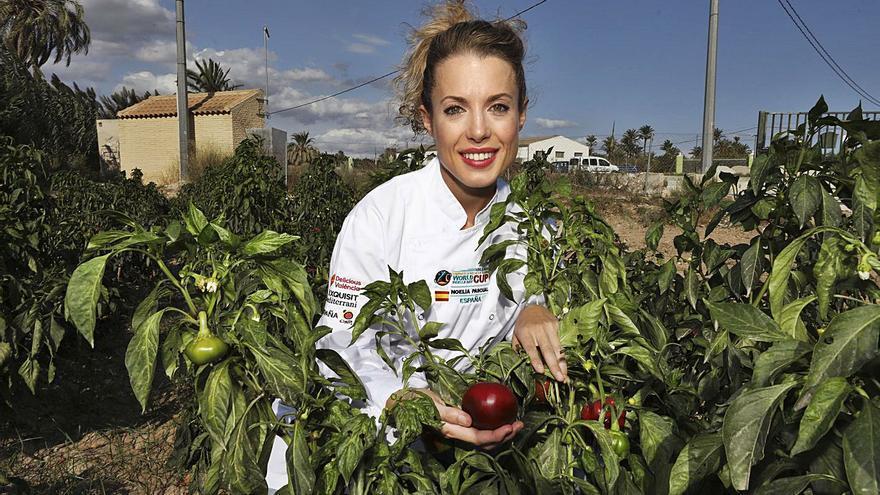 Noelia Pascual: «No hay diferencias entre la paella y el arroz, tan solo los ingredientes»